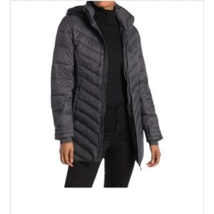 SPYDER BOUNDLESS THERMAWEB LONG QUILTED JACKET